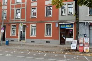 Erst wenige Woche bevor er ermordet wurde hatte Theodoros Boulgarides (41 Jahre) seinen Schlüsseldienst in der Trappentreustraße eröffnet. (Foto: a.i.d.a. Archiv)