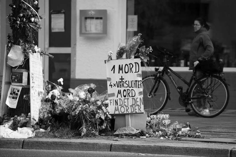 Gedenken an den ermordeten Burak B. in Berlin-Neukölln (2013) (c) Christian Ditsch/version-foto