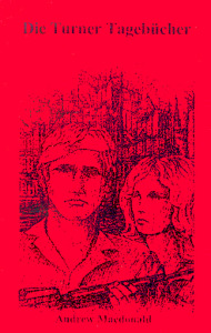 Die »Turner-Tagebücher« sind ein 1978 von William L. Pierce unter dem Pseudonym Andrew Macdonald verfasster Roman. Eine digitale Fassung wurde u.a. bei Andre Eminger und Ralf Wohlleben gefunden.