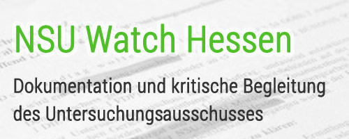 NSU Watch Hessen