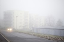 Jena: Der Garagenkomplex, wo die Bombe gebaut wurde - man kann nicht rausfinden welche es genau war.  © Mark Mühlhaus/attenzione photographers http://attenzione-photo.com/