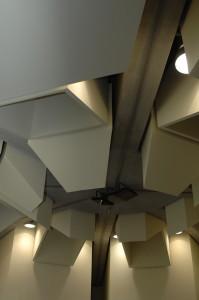 Decke des Saales A 101 (c) Robert Andreasch