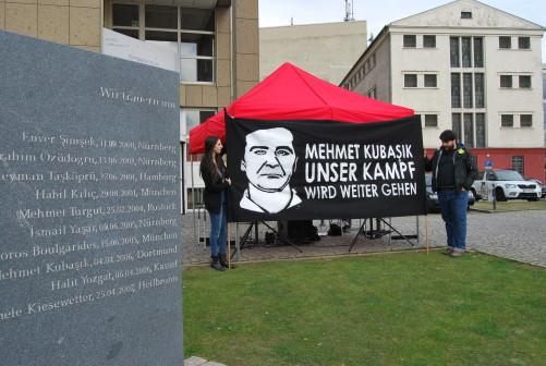 In Dortmund fand am 4. April 2016 eine Gedenkveranstaltung mit 500 Teilnehmenden statt. (c) Özge Pınar Sarp (NSU Watch)